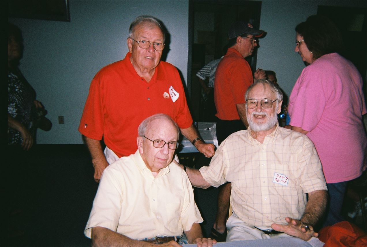 George Inscho, Russ Starkey, Bob Smith
