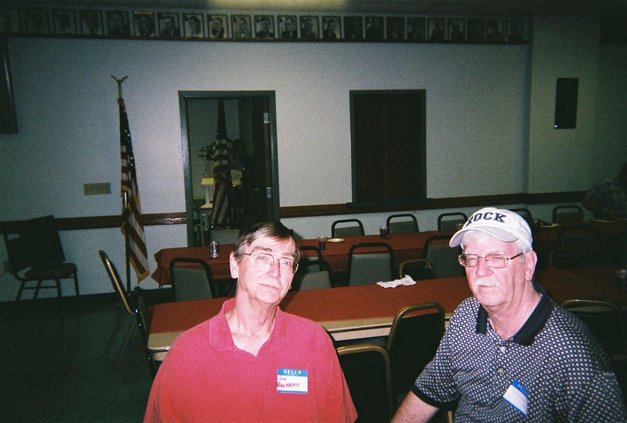 Jim Rauckhorst, Ed Rauckhorst