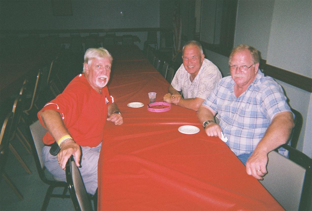 Dan Whitmire, Bill Portz, Doug Montgomery