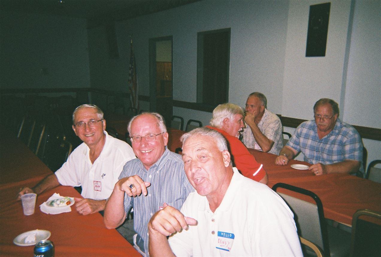 Ed Kropf, John Szewczyk, Denny Boynar