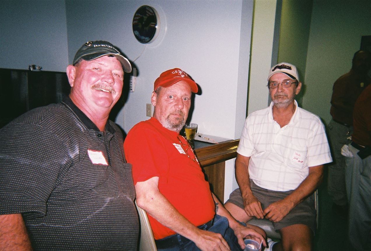 Lanny Swiger, Mitch Sickles, Dick Goff