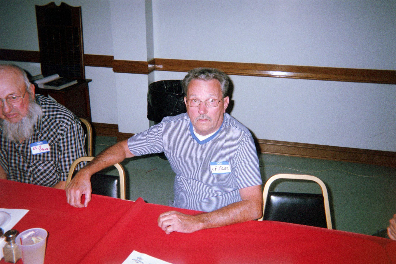Bill Stone, CP Hiles