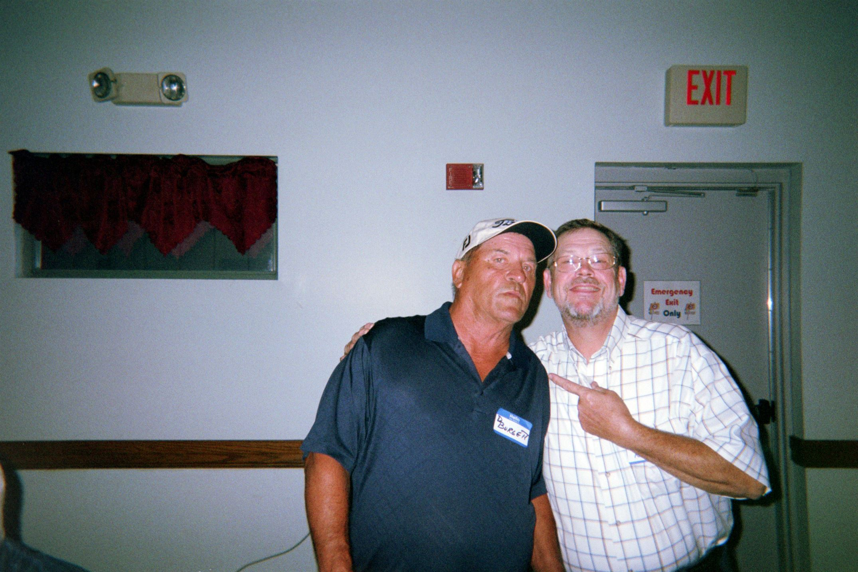 Doug Burgett, Rick Kimmy