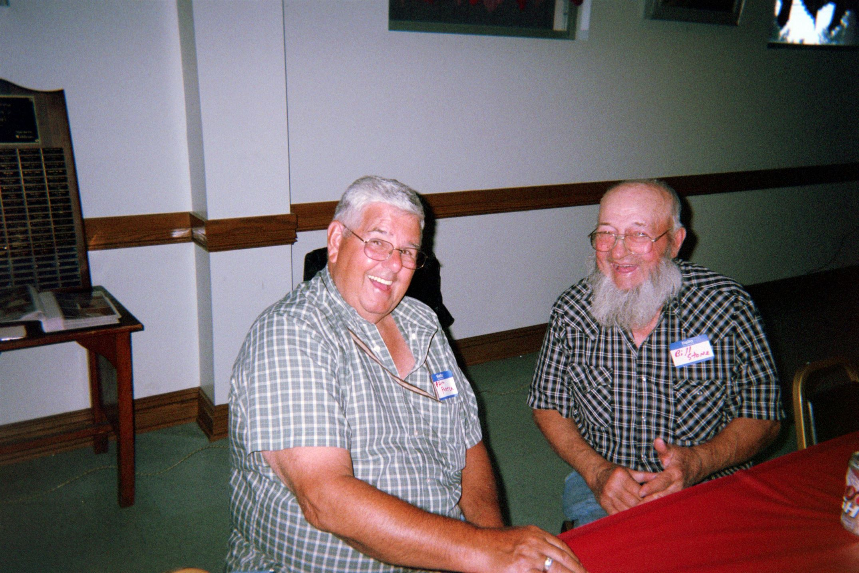 Phil Porter, Bill Stone