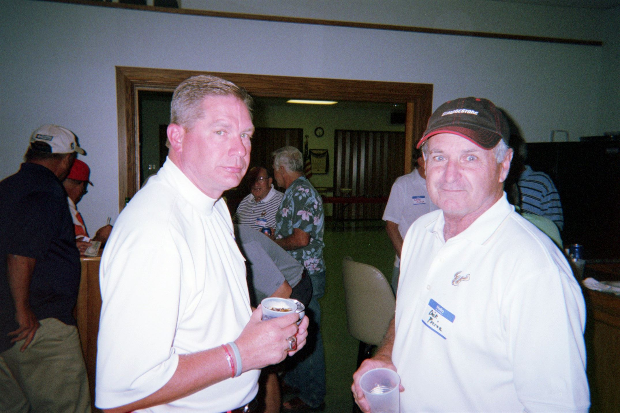 Brad Ellis, Dick Pierce