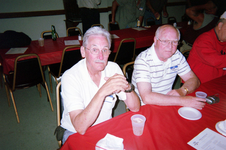 Rodger Clarke, Ralph Dorman