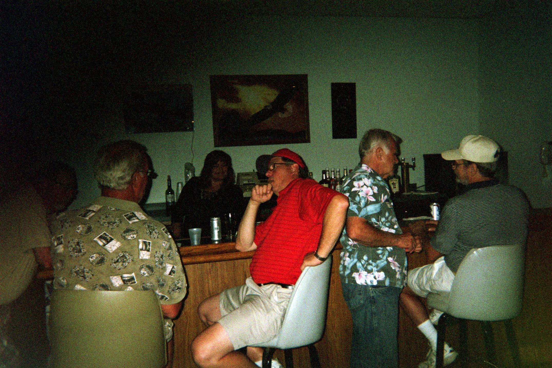 Craig Harting, Bambi, Doug Bright, Dale Lister, Dick Goff
