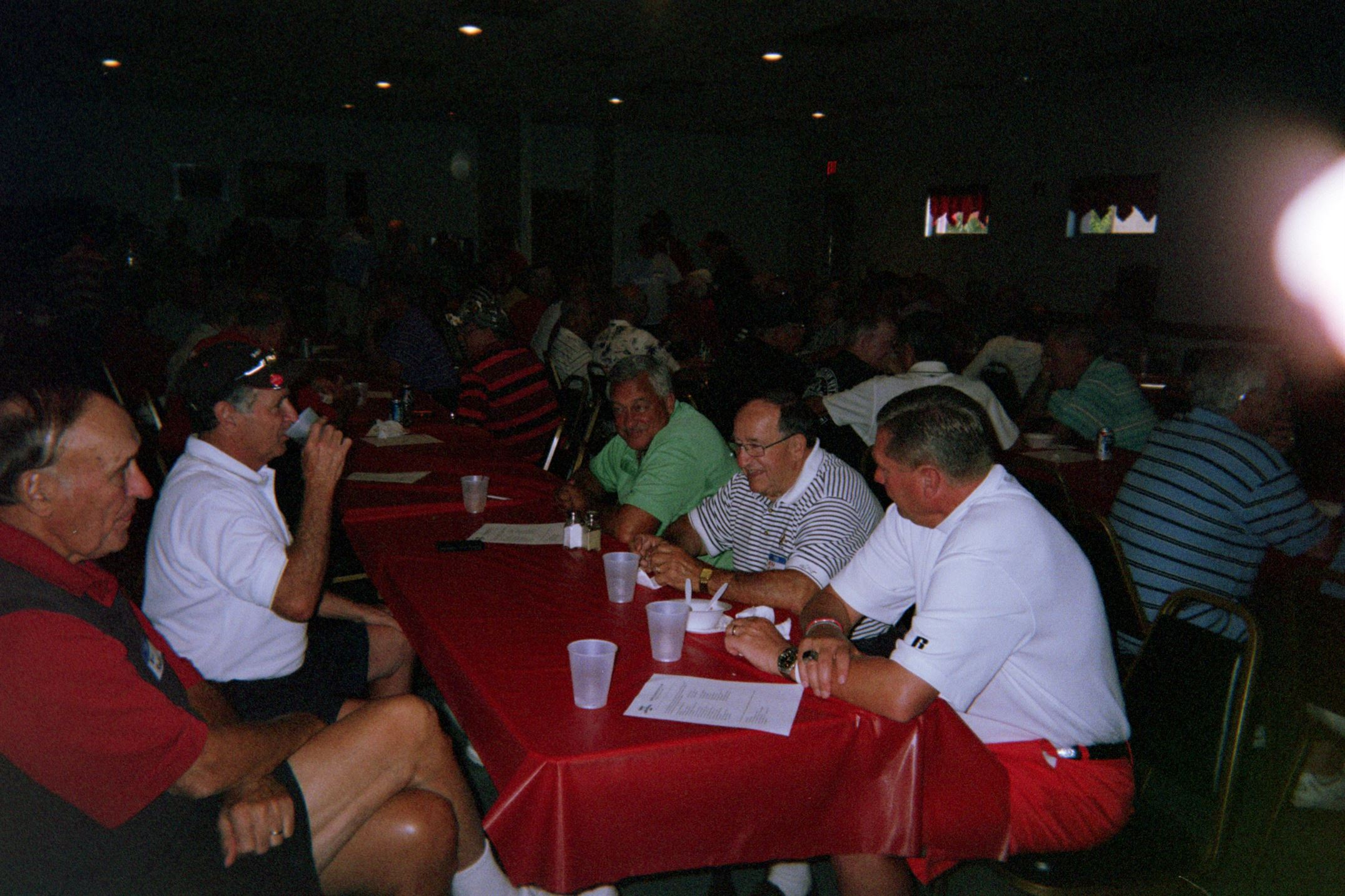 Bill Koval, Dick Pierce, Mark Pasqualone, Mike Pasqualone, Brad Ellis