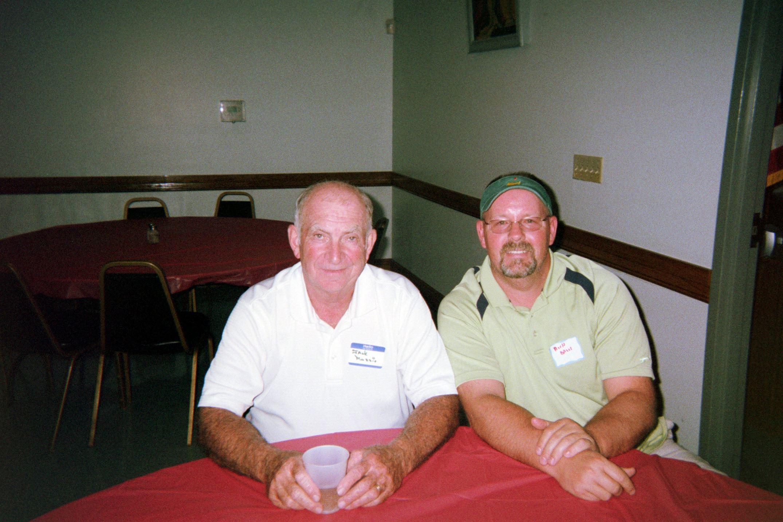 Jack Muzzio, Rich Davis