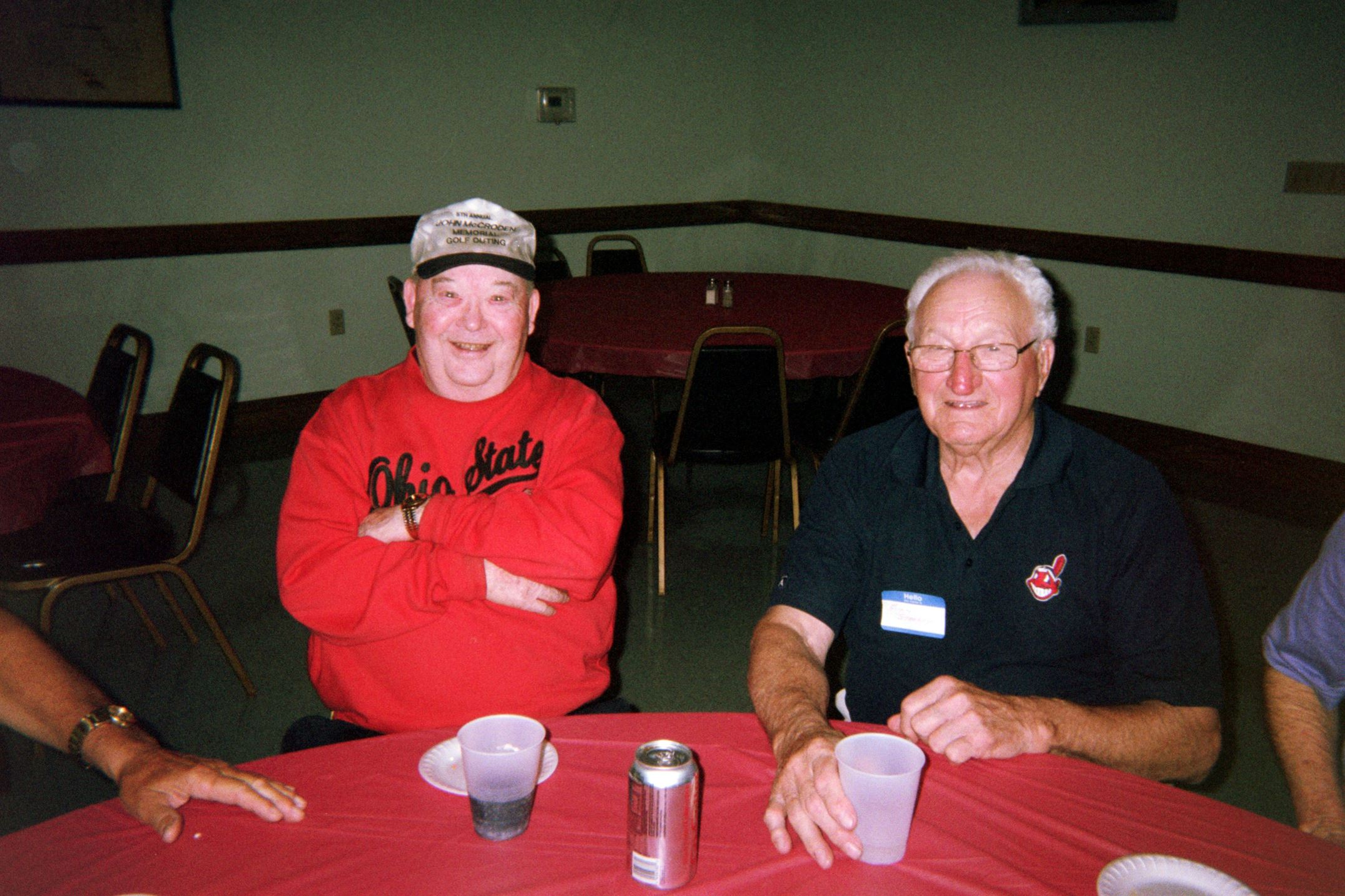 Dick Strong, Bill Starkey