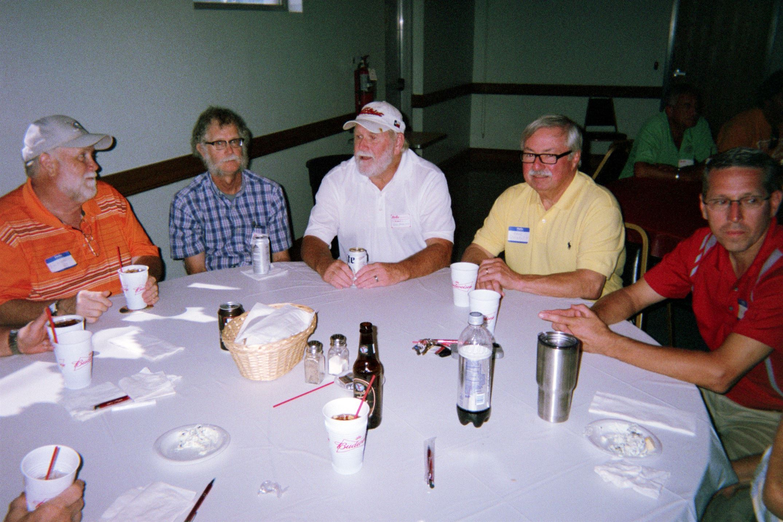 Wes Dixon, Bob Dixon, Gary Harrison, Dave Quickel, Randy Trice