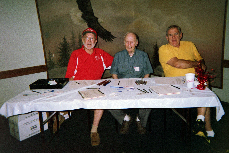 Ron Kimmy, Don Pruden, Dave Snyder
