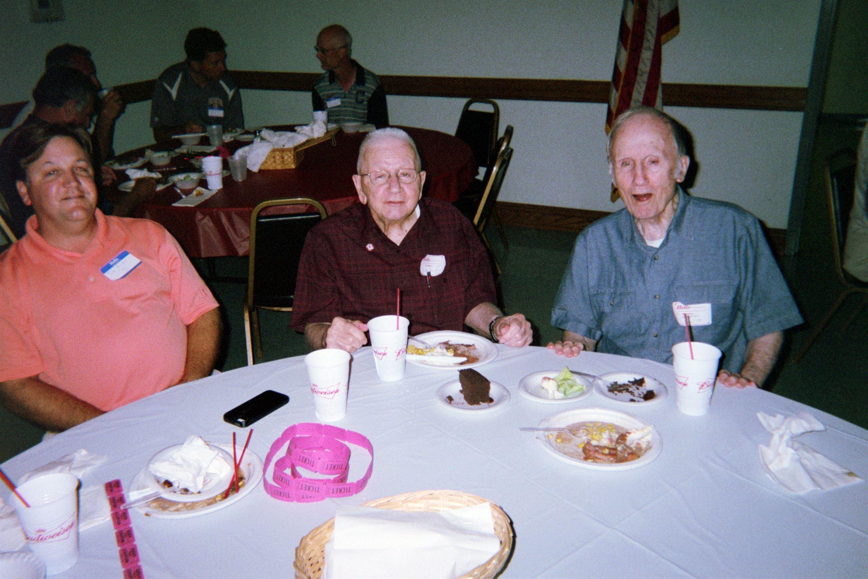Tim Pruden, Dick Pruden, Don Pruden