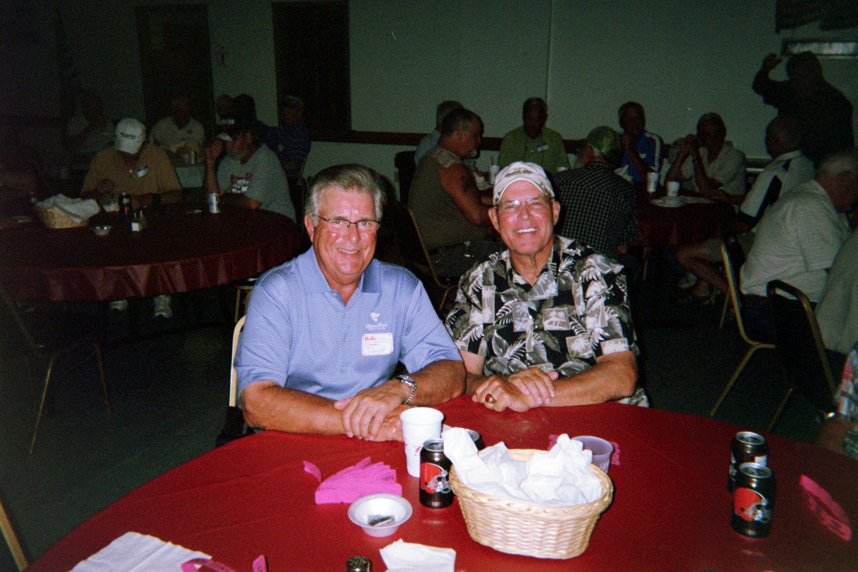 Dave Zappitelli, Bill Portz