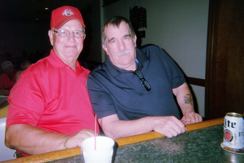 Bill Peters, Ron Hamric