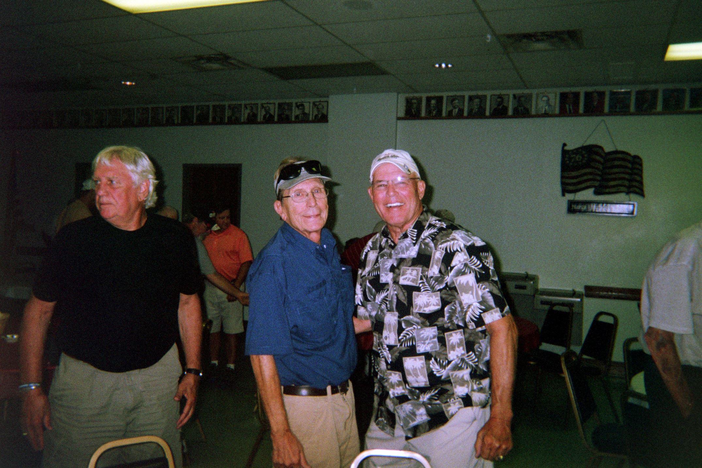 Dan Whitmire, Greg Butler, Bill Portz