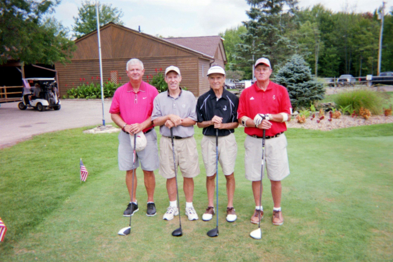 Mike Blauman, Doug Deal, Gary Urcheck, Norm Urcheck