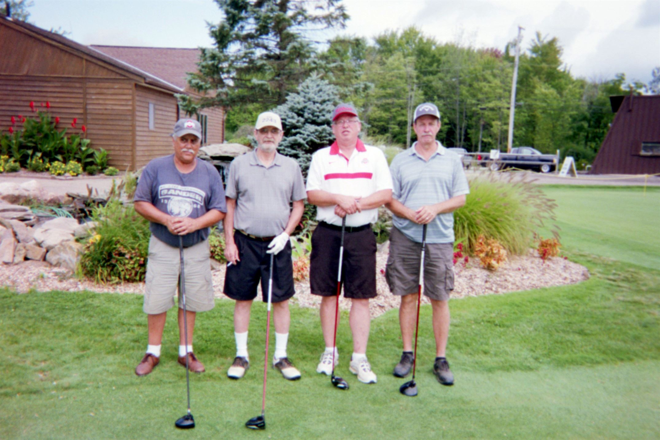 Brent Williamson, Dick Goff, Doug Bright, Randy Goff