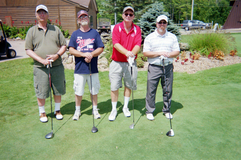Jim Rauckhorst, Tim Shannon, Shawn Shannon, Mike Plecka