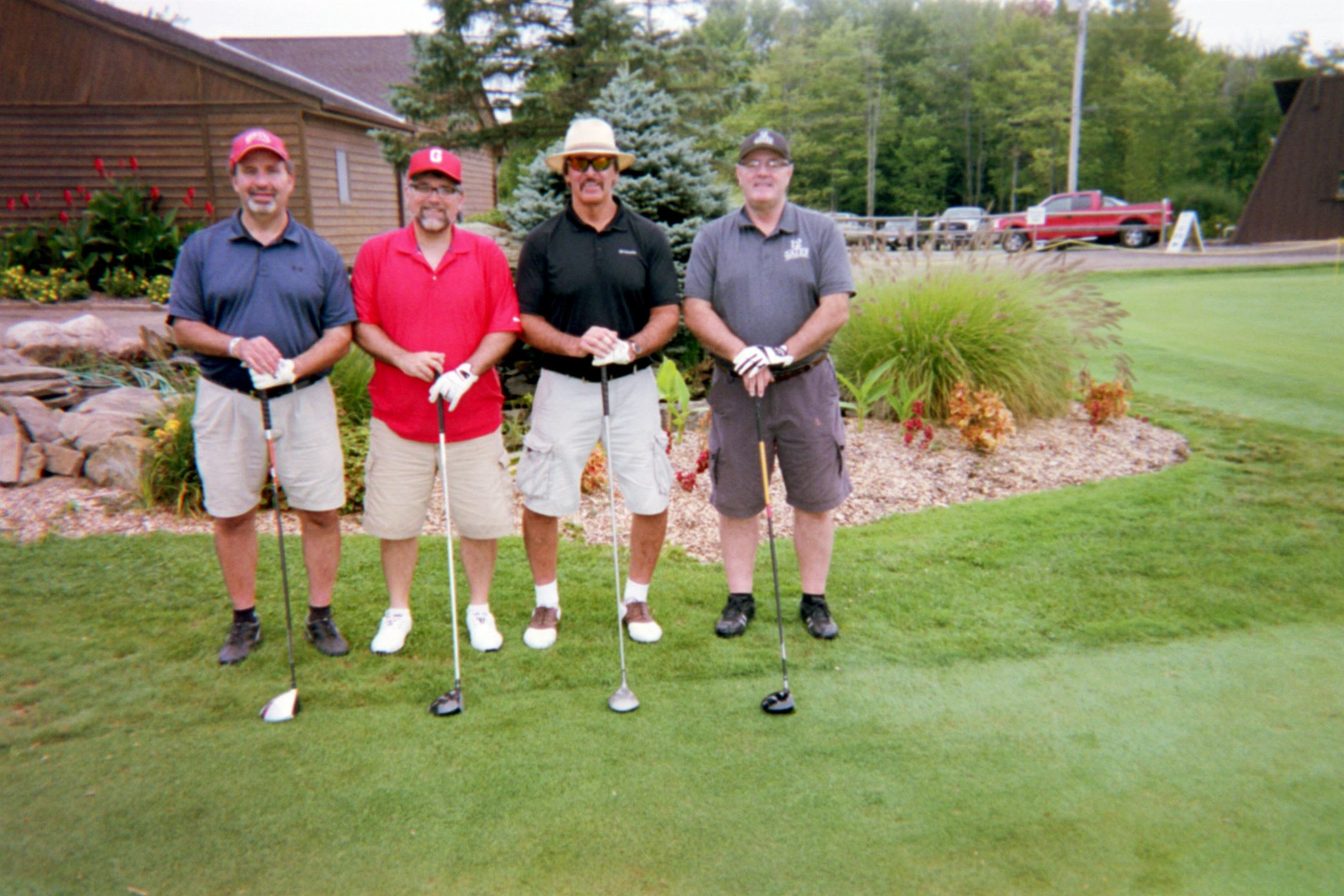 Mike Hassett, Tony Tersigni, Tony Hassett, Randy Hackathorne