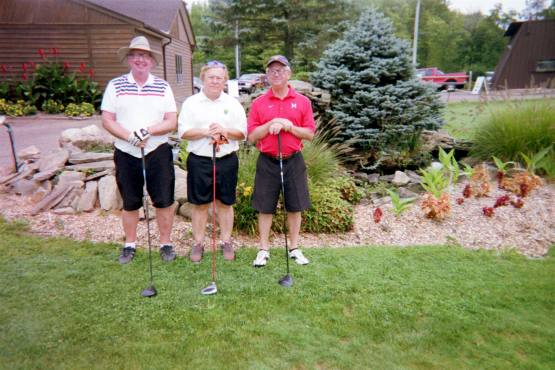 Al Hook, Brad Bryan, Gary Pasqualone