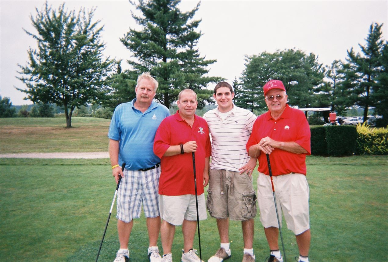 Jeff Starkey, Doug Starkey, Tony Starkey, Russ Starkey