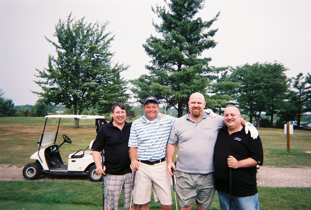 Paul Hiers, Glen Swick, John Carraher, Tim Demarco