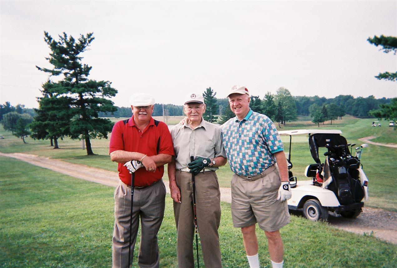 Dan Kapudjija, Walt Kapudjija, Jack Butler