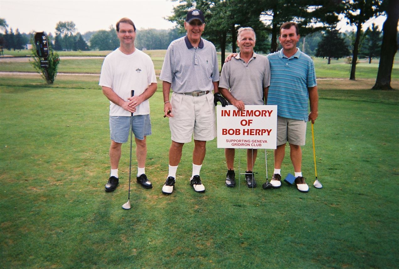 Jim Titman, Bill Koval, Dale Lister, Tom Titman