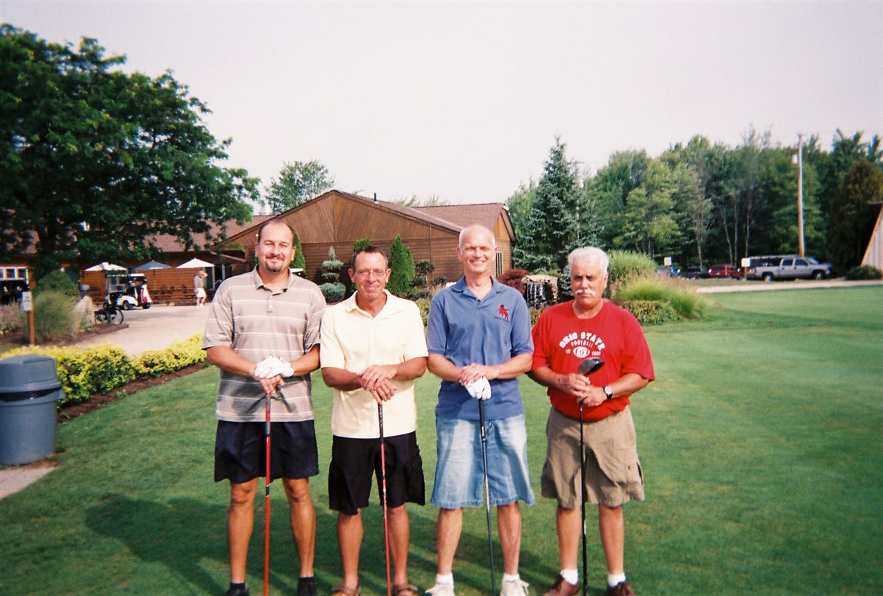 Bill Ball Jr., Steve Dragon, Don Burlingame, Brent Williamson