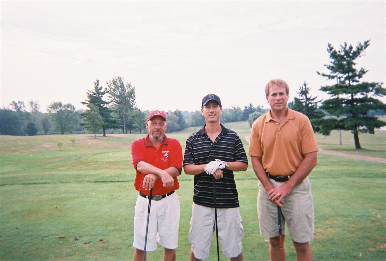 Mitch Sickles, Mike StJohn, Jeff Schroeder