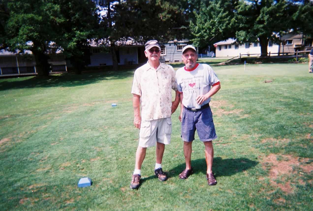 Van Hicks (Course Manager), Mitch Sickles