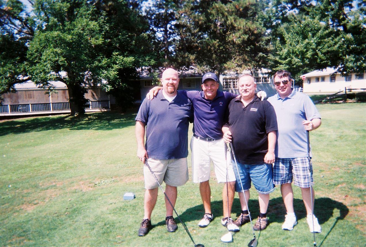 John Carraher, Paul Hiers, Tim Demarco, Glenn Swick