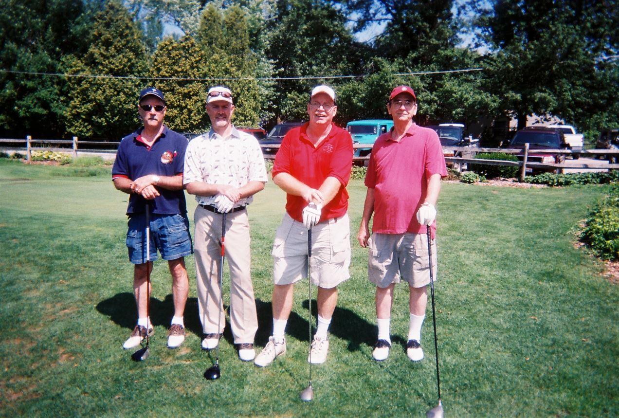 Mike Lehr, Jeff Lehr, Shawn Shannon, Jim Rauckhorst