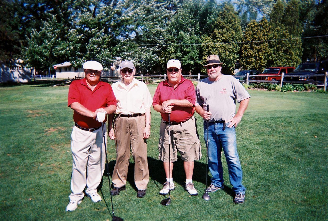 Dan Kapudjija, Walt Kapudjija, Gary Hines, Dennis Hines