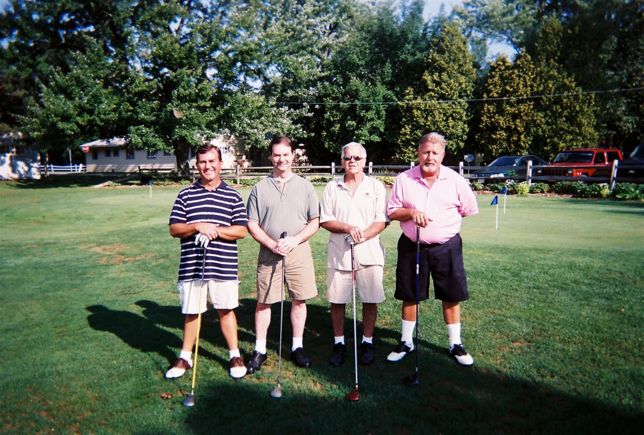 Tom Titman, Jim Titman, Dale Lister, Rick Kole