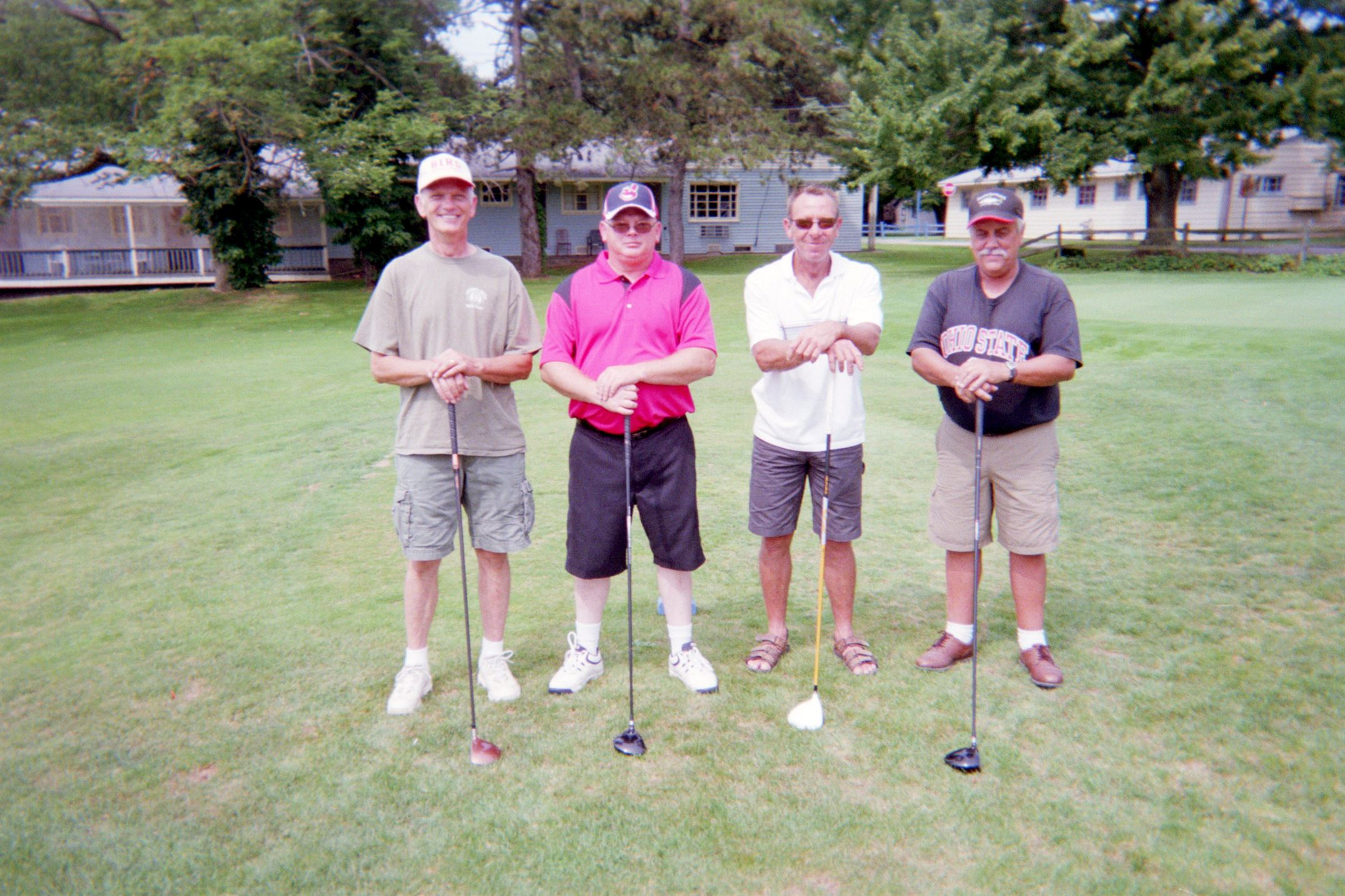 Don Burlingame, Dave Cross, Steve Dragon, Brent Williamson