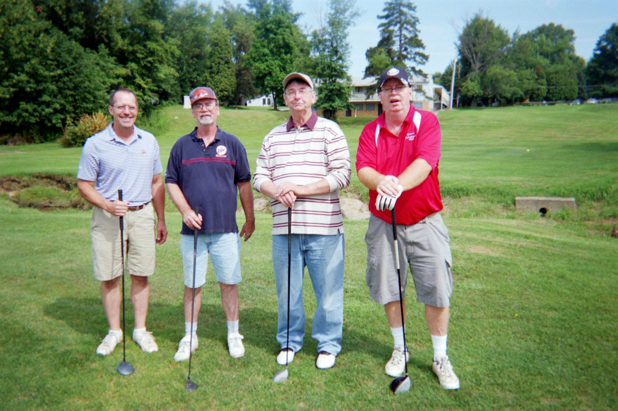 Doug Dean,Tim Shannon, James Rauckhorst, Shawn Shannon