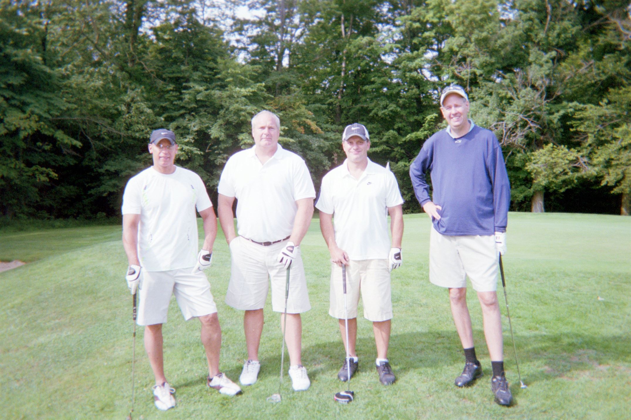 Antonio DeJesus, Mike Doherty, Mark Malizia, Larry McGrath