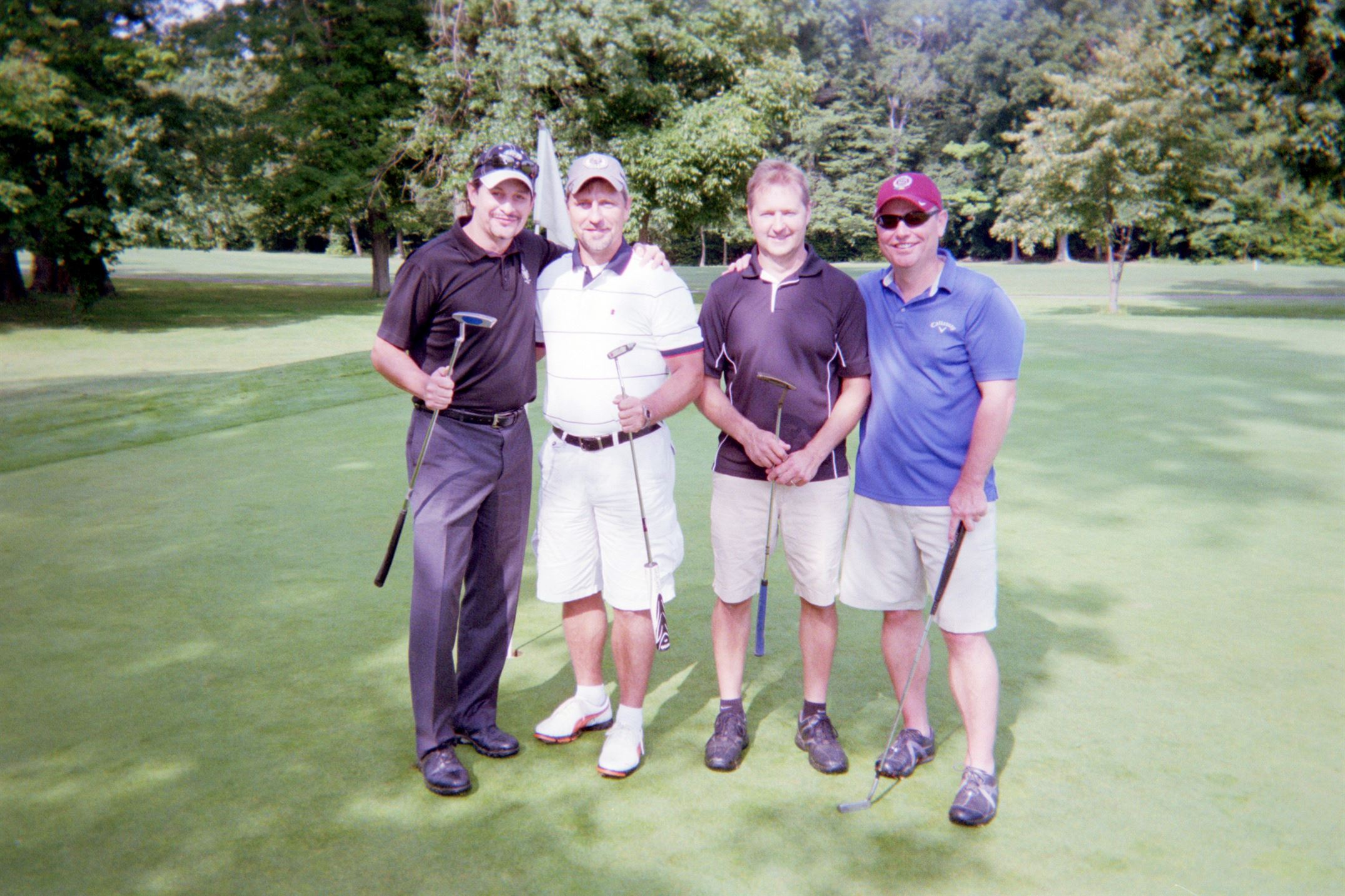 Jim Ball, Doug Kern, Joe Cybulski, Rick Kern