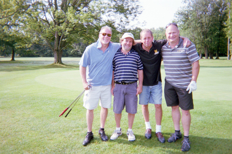 John Montgomery, Todd Ensman, Mark Jablonski, Jack Tabor