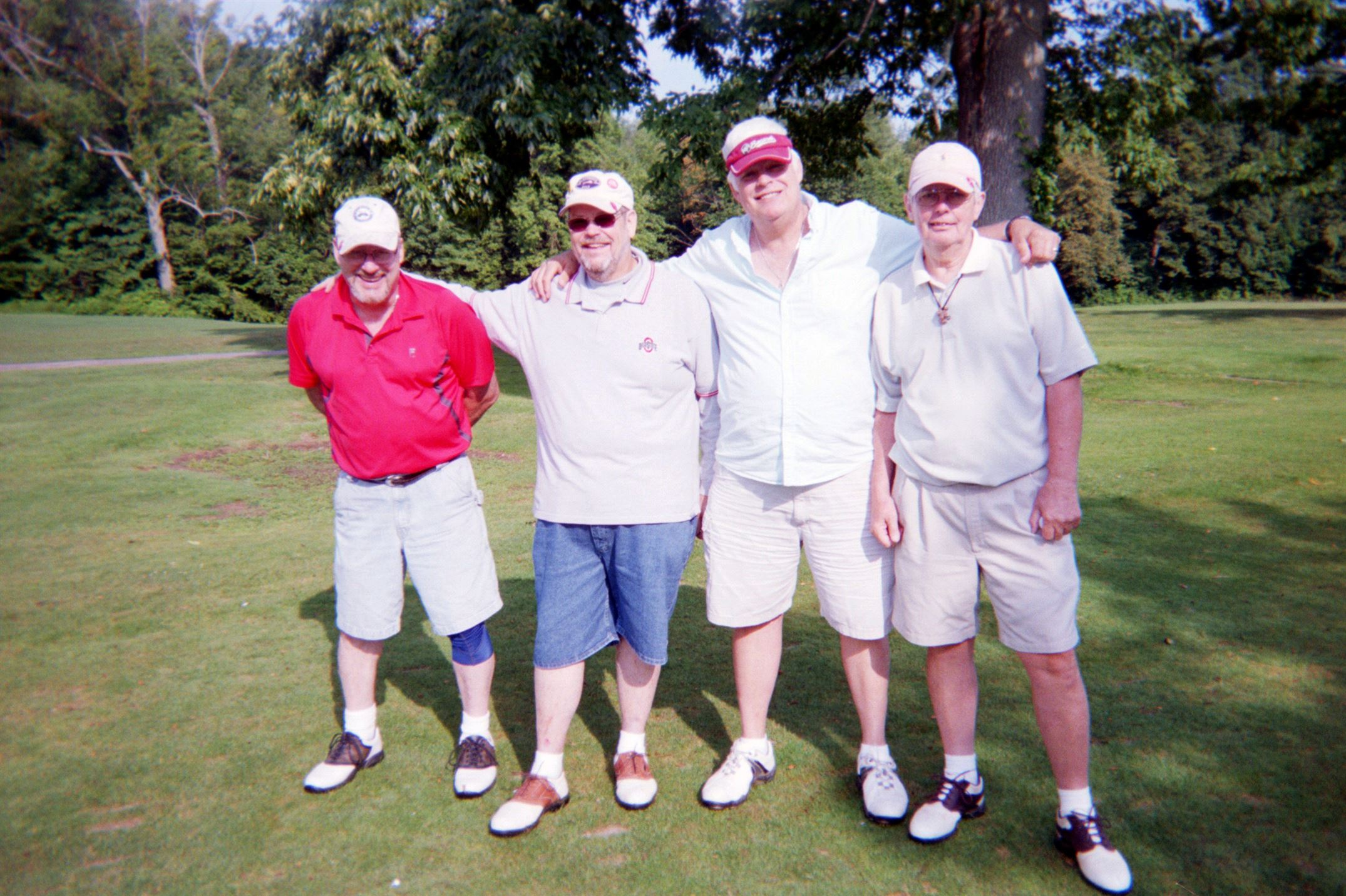 Mike Menough, Rick Kimmy, Doug Warren, Dave Warren