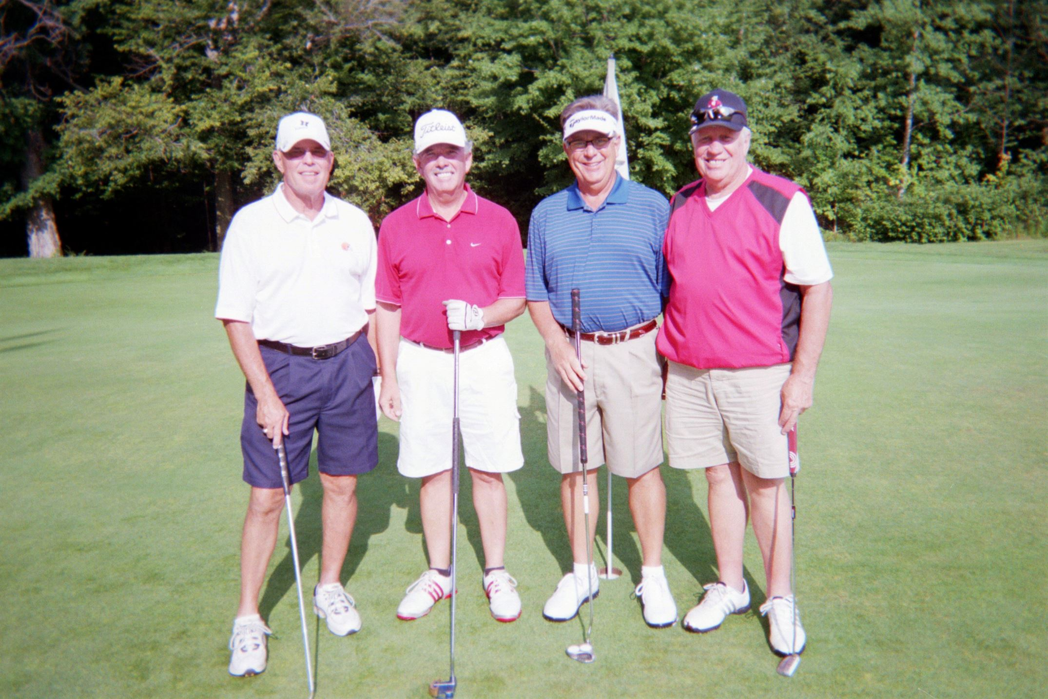 Bill Portz, Mitch Henn, Dave Zappitelli, Dan Whitmire