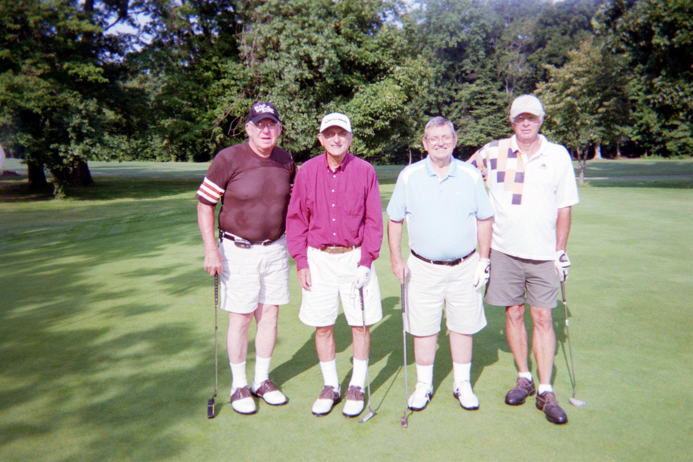 Paul Inman, Ed Kropf, John Kropf, Lyle Pepin