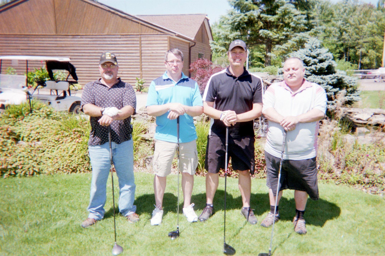 Robert Clark, Glenn Swick, Tim Sedmak, Tim Demarco