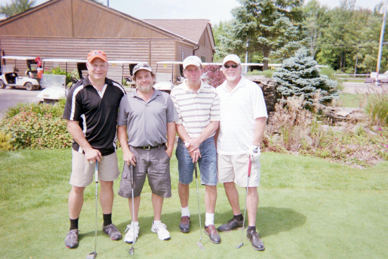 Jack Tabor, Todd Ensman, Mark Jablonski, John Montgomery