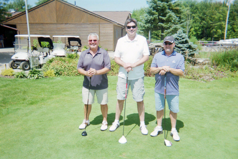 Denny Ruck, Denny Coy, Butch Burton
