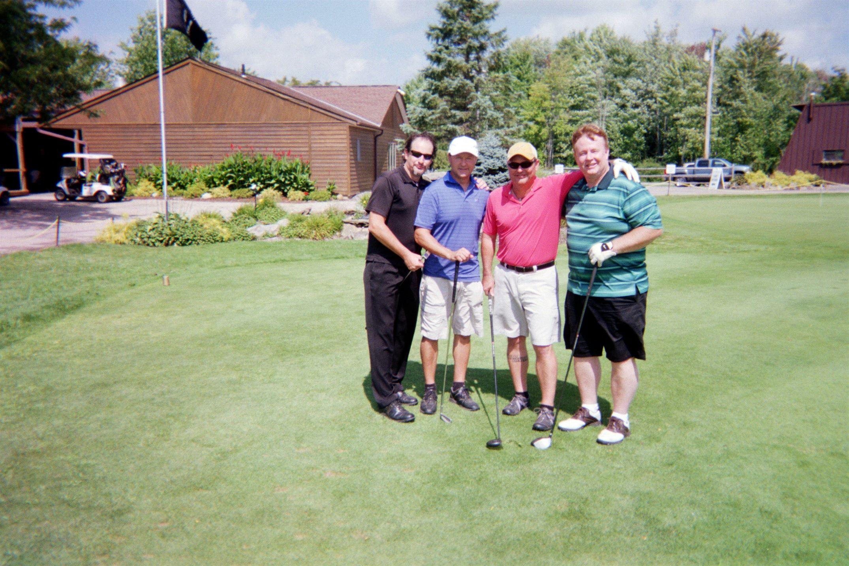 James Ball, Joe Cybulski, Rick Kern, Kevin Robinson