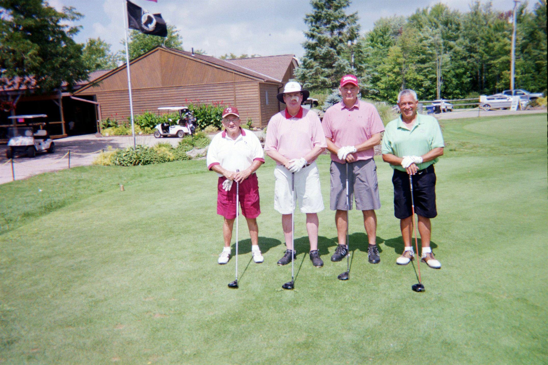 Mike Pasqualone, Brad Ellis, Doug Ellis, Mark Pasqualone