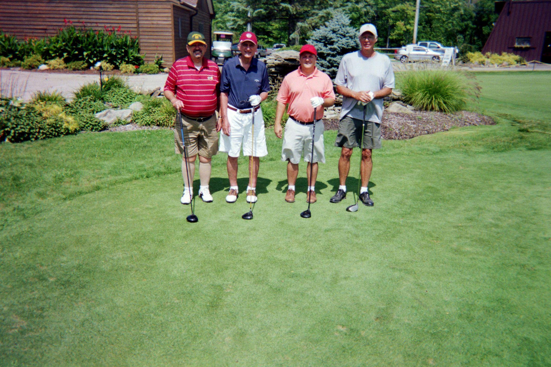 John Kropf, Ed Kropf, Tim Pruden, Lyle Pepin